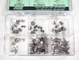 Eyeglass Repair Kit Hinge : Eyeglass Hinge Assortment For Metal Eyeglass Frames 30 ...